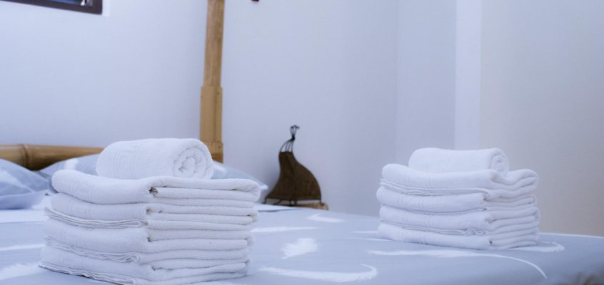 - Het creeren van een master suite ...
